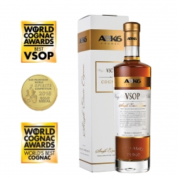 ABK6 VSOP Single Estate Cognac + dárkový kartonek